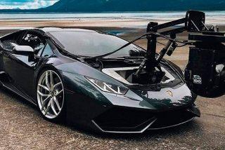 Lamborghini Huracán: El coche cámara más rápido del mundo