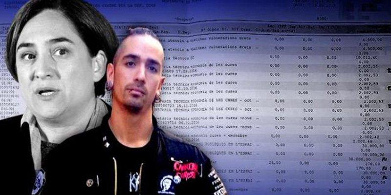 'Nada' Colau da 16 subvenciones de dinero público a la asociación vinculada al homicida Rodrigo Lanza