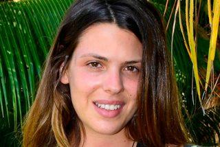 Laura Matamoros da a luz a su primer hijo