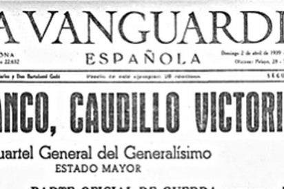 De La Vanguardia Española (y franquista) a La Vanguardia independentista