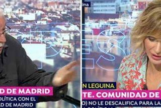 """Leguina recibe con un guantazo al odiador de españoles que quieren investir en la república catalana: """"¿Este gilipollas vivía en 1714?"""""""