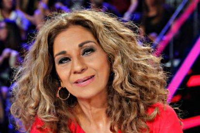 Lolita Flores cumple 60 años en su mejor momento y con doble celebración