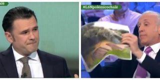 """Iñaki López entra en modo pánico con el repaso de Inda a Iglesias: """"¿Aporta algo enseñar el interior de la casa?"""""""