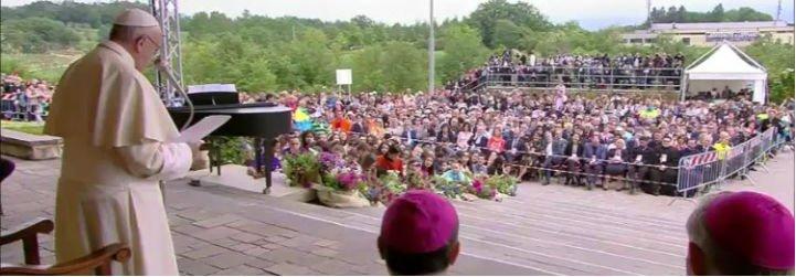 """El Papa pide a los focolares llevar la """"espiritualidad del Nosotros"""" a toda la Iglesia"""