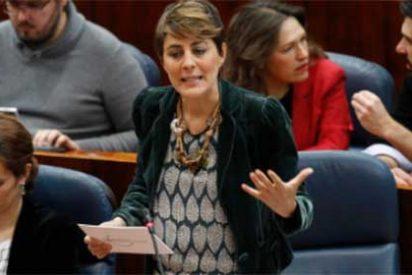 La podemita Lorena Ruiz-Huerta nos hiela la sangre con su demagogia al asegurar que la CAM destina el dinero para combatir la violencia machista a los toros