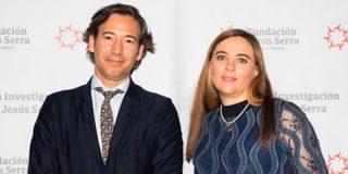 Los investigadores Guadalupe Sabio y Pablo Pérez ganadores del premio Fundación Jesús Serra