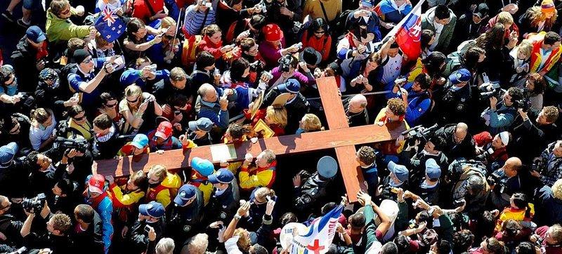 """Papa: """"La fe siempre permanece joven, cuando se abre a la misión que Cristo nos confía"""""""
