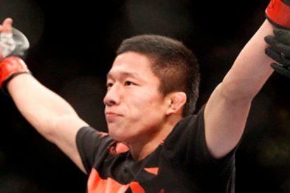 Este luchador japonés de MMA noquea a su rival estadounidense en 9 segundos