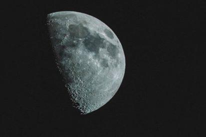 Así es la magnífica 'desaparición' de la Luna filmada desde la EEI