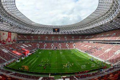 Moscú: Así es el estadio donde se jugará La Final del Mundial Rusia 2018