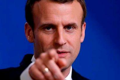 """Macron llama """"deliciosa"""" a la esposa del primer ministro australiano y esta es su reacción"""