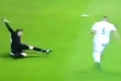 Descojone en las redes con lo que ha hecho el portero del Bayern en el segundo gol del Madrid