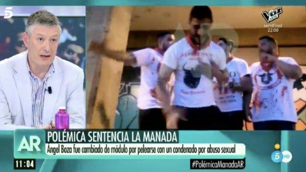 """La tremenda paliza en la cárcel de un miembro de La Manada a un preso """"moro"""""""