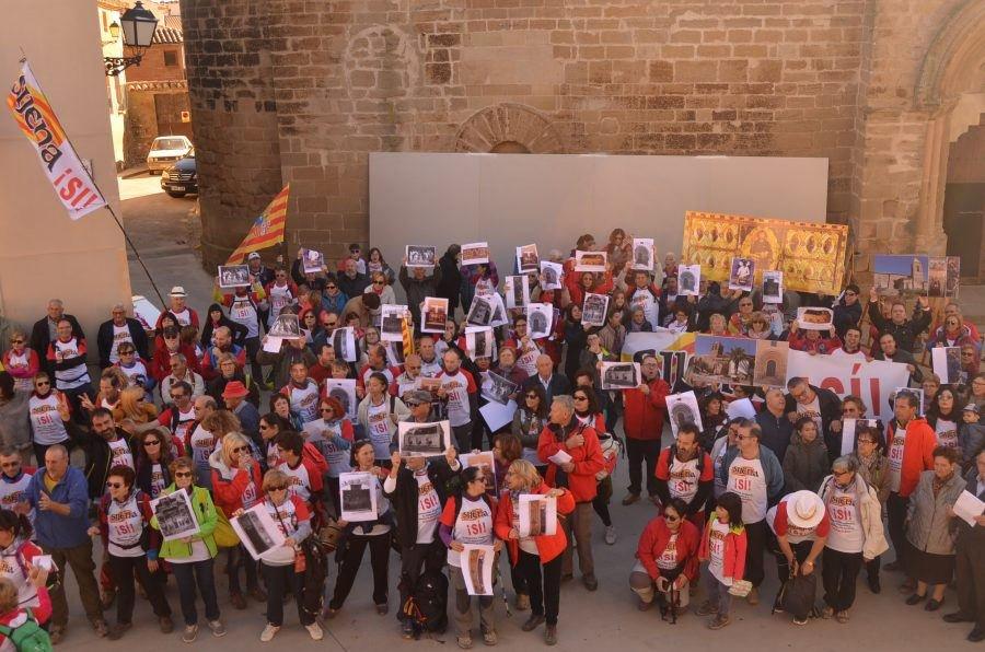 El obispo de Lleida dice ahora que 88 de los bienes de la Franja son suyos