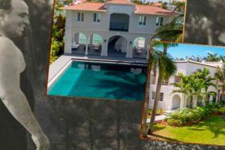 En venta la mansión de Al Capone en Miami