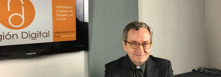 """Miguel Ángel Orcasitas: """"Francisco ha tenido el valor de plantear la reforma en la Iglesia"""""""