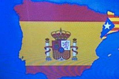 Descojone en Twitter por cómo pinta el mapa de España una televisión noruega