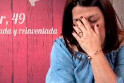 'First Dates': Esta mujer acaba su cita hundida