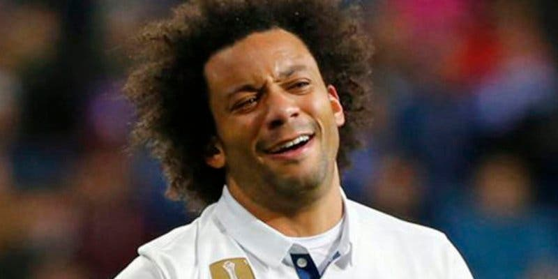 Marcelo declara su amor eterno al Real Madrid tras el 6-0 al Celta