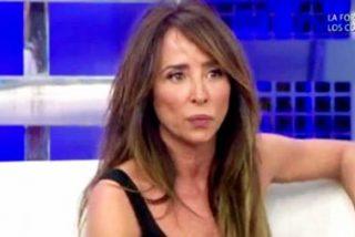 María Patiño no puede con las críticas y estalla en las redes sociales