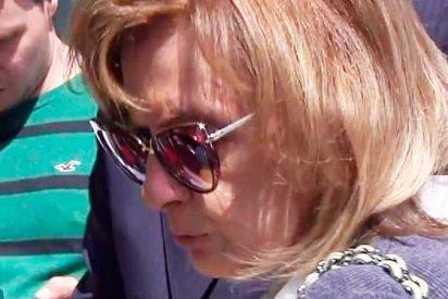 """Mª Teresa Campos muy afectada por la muerte de Íñigo: """"Nos hemos llevado un palo muy grande"""""""