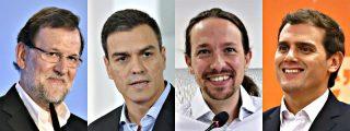 La peligrosa moción de censura del PSOE contra Rajoy que puede dejarle en muy malas compañías