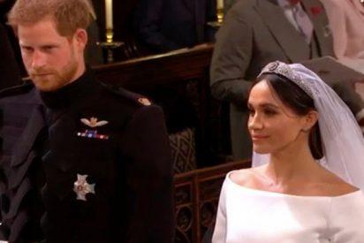 Todos los momentos destacados en la boda de Meghan Markle y el príncipe Harry
