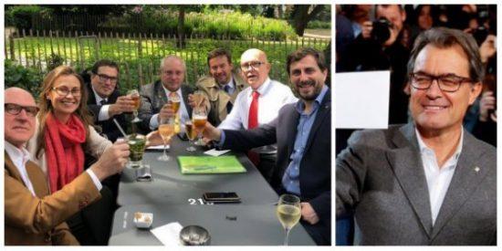 ¿Cómo no va a reírse la justicia belga de España si aquí ni siquiera empapelamos a Mas por el 9-N?