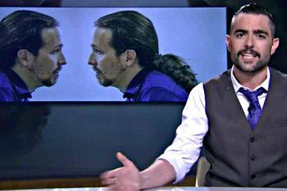 "Dani Mateo: ""Podemos está liderado por gemelos, un bolchevique y un moderado socialdemócrata"""