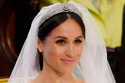 ¿Sabías que Meghan Markle tiene ya su propio escudo de armas tras la boda con el príncipe Enrique?