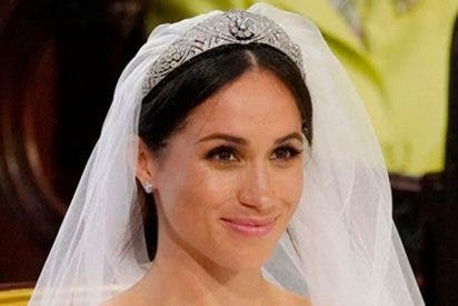 Meghan Markle: Una novia sencilla pero a la vez muy elegante ¡Curiosidades del look real!