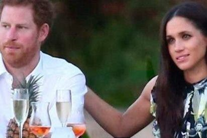 Meghan Markle pone a dieta al príncipe Enrique