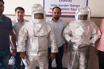 Estos tipos terminaron en la cárcel por afirmar que vendían productos a la NASA