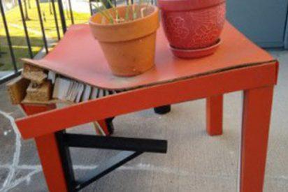 El espantoso secreto que esconde la mesa Lack de IKEA por dentro