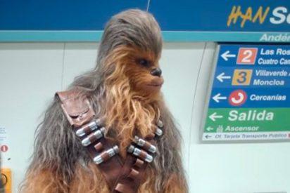 La estación de Metro de Sol, en Madrid, se llamará 'Han Sol-o'