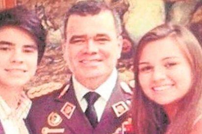 La super fiestón madrileño del hijo del ministro de Defensa de Maduro