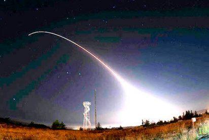 Así prueba EE.UU. misiles de la Guerra Fría