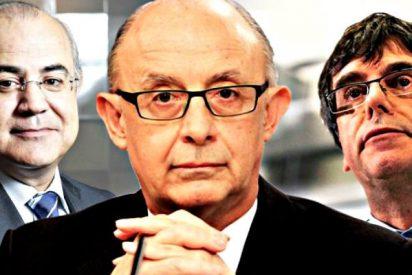 La Policía ridiculiza al ministro Montoro: la Generalitat ocultó la malversación de 3 millones