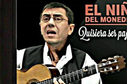 El 'viejuno' gusto musical de Podemos: pajaritos, miel, minga y borrachera