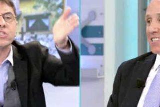 Batalla campal en el plató de Ana Rosa: Monedero insulta a Inda por bromear con los hijos de Iglesias y Montero