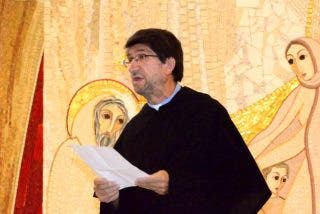 """El prior general, a los jóvenes agustinos: """"En vuestras manos está el futuro de la orden"""""""