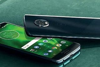 Preventa del Moto G6 64GB en Amazon