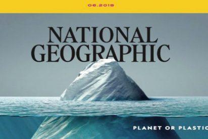 La portada de 'National Geographic' sobre el plástico en los océanos de la que todos hablan