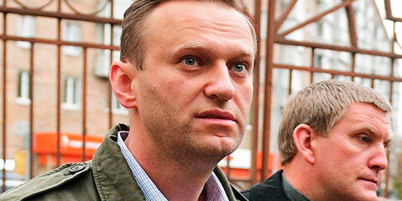 Encuentran restos del agente Novichok en el hotel donde se alojó el opositor ruso Alexei Navalny