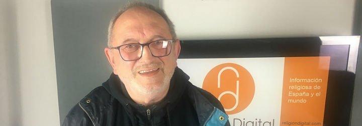"""José Luis Navarro: """"La violencia no tiene que ver con la religión; son las personas violentas"""""""