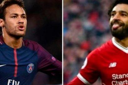 El Real Madrid estudia a quién debe fichar primero; a Neymar o a Salah