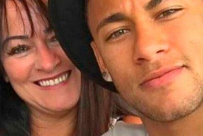 Ahora, la madre de Neymar también se mete en el culebrón