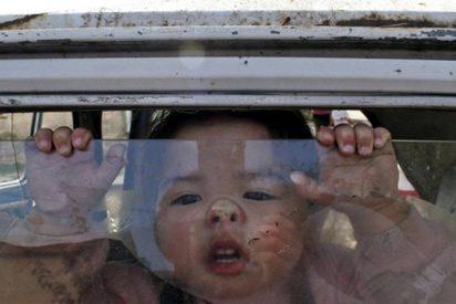 ¡Mucho cuidado!: Dejar a los niños dentro del coche bajo el sol puede matarlos
