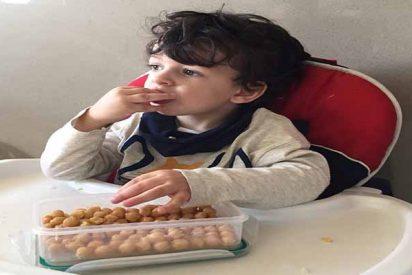 El inquietante desayuno del hijo de una nutricionista pone a hervir las redes sociales