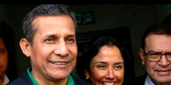 Ex presidente peruano Ollanta Humala y esposa ingresan en prisión. ¿Y Alejandro Toledo, cuándo?